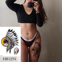 Load image into Gallery viewer, Body art tattoo