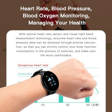 Load image into Gallery viewer, Smart Watch Men Blood Pressure