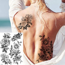 Load image into Gallery viewer, Henna Temporary Tattoos