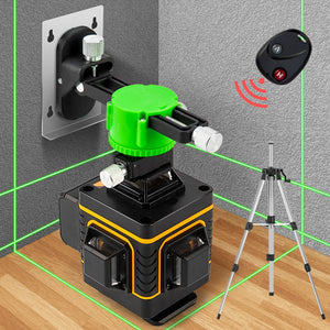 Laser Level Self-Leveling Wireless
