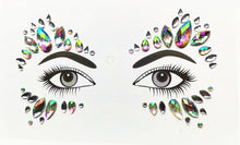 Load image into Gallery viewer, Party Face Jewels tatoo