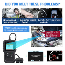 Load image into Gallery viewer, Scanner Code Reader  3001 OBDII/EOBD Car Diagnostic