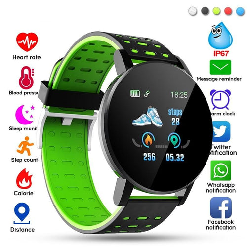 119 Plus Smart Watch