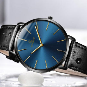 Luxury Ultra-thin Wrist Men Watch
