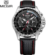 Load image into Gallery viewer, MEGIR Mens Watches Top Luxury Brand