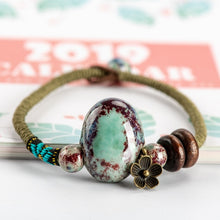 Load image into Gallery viewer, Ceramics Stone Bracelets Original