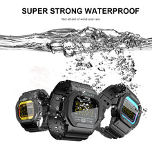Load image into Gallery viewer, LOKMAT Bluetooth Smart watch men Sport  Waterproof for ios & Android Phone