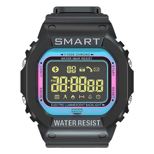LOKMAT Bluetooth Smart watch men Sport  Waterproof for ios & Android Phone