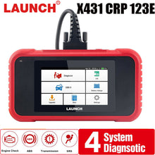 Load image into Gallery viewer, CRP123 OBD2 EOBD automotive scanner