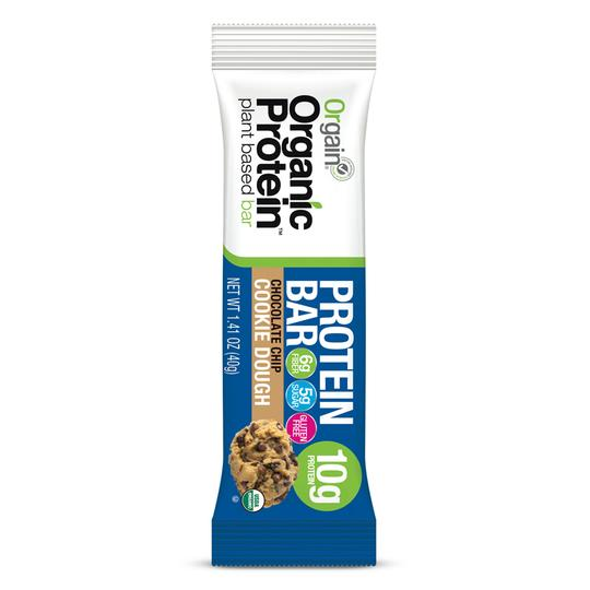 Organic Protein Bar - Cookie Dough - 12 pack