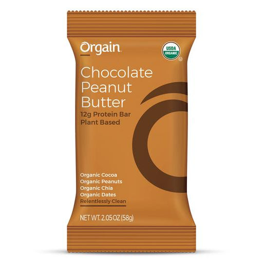 Organic Simple Protein Bar - Chocolate Peanut Butter - 12 pack