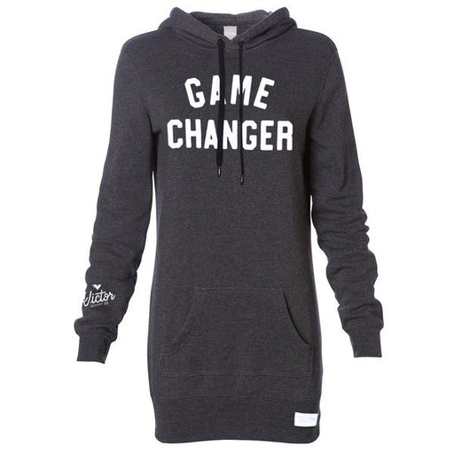 Game Changer Hoodie Dress