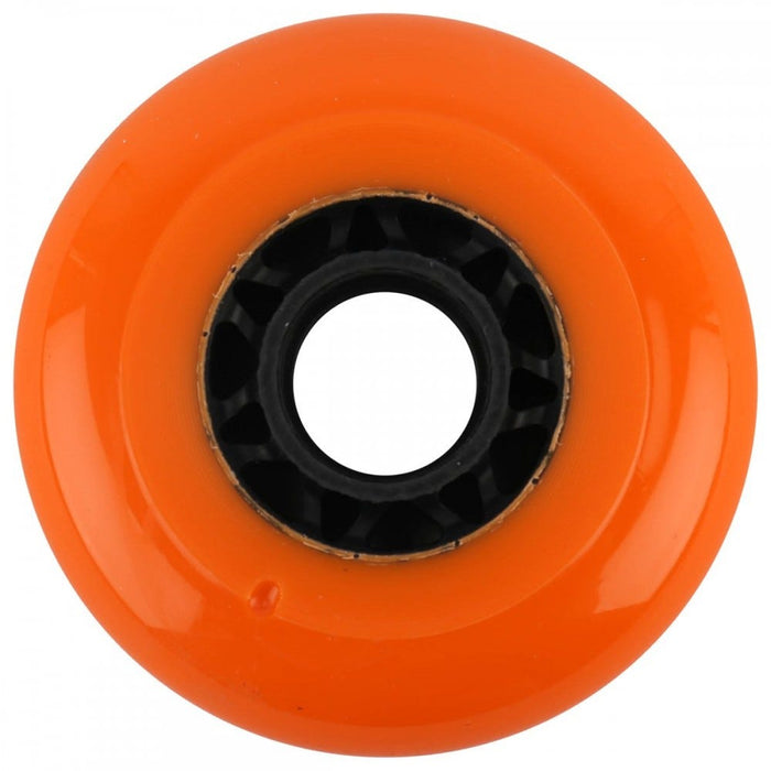 Labeda Asphalt Hard 85A Roller Hockey Wheel - Orange