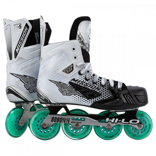 Mission Inhaler FZ-5 Senior Roller Hockey Skates