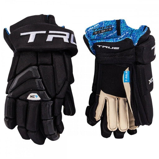 True XC7 Pro Senior Hockey Gloves
