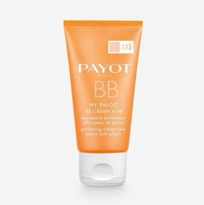 MY PAYOT BB CREAM BLUR LIGHT  Getinte verzorging die huidimperfecties camoufleert voor een effect van perzikenhuid met extracten van superfruit