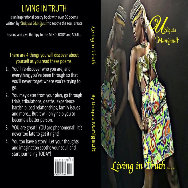 Living In Truth Poetry Book