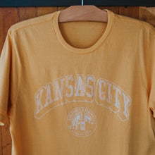 Load image into Gallery viewer, Kansas City Hudson Tee hanging front