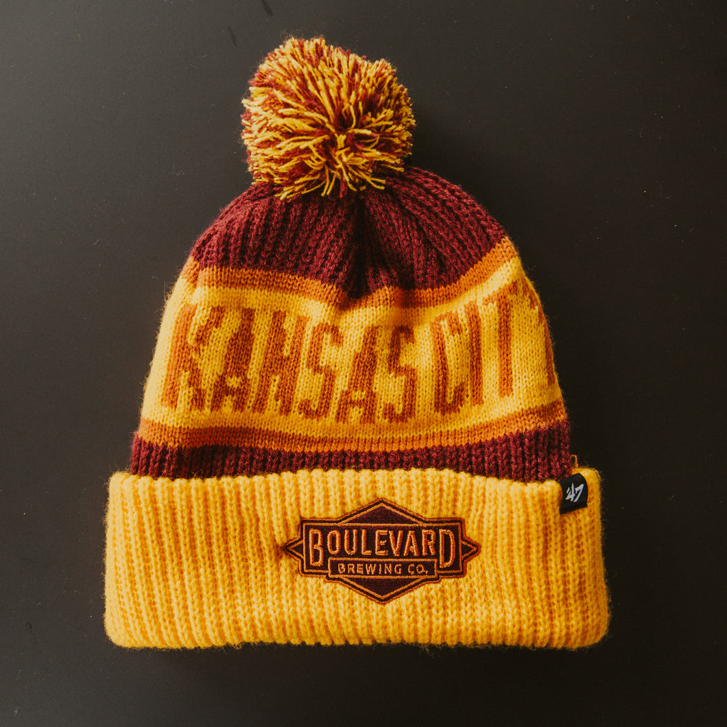 Kansas City Calgary Knit - Fall FRONT