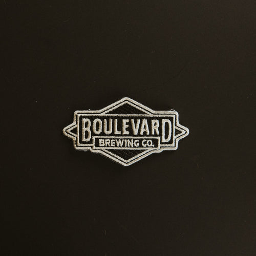 Diamond Logo Patch dark back