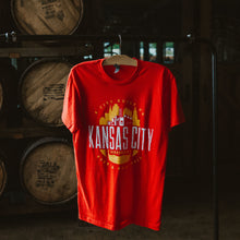 Load image into Gallery viewer, Kansas City Football Tee