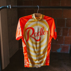 Radler Bicycle Jersey Hanging Front