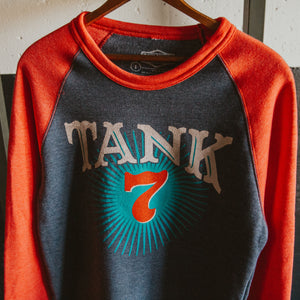 Tank 7 Two-Toned Crewneck