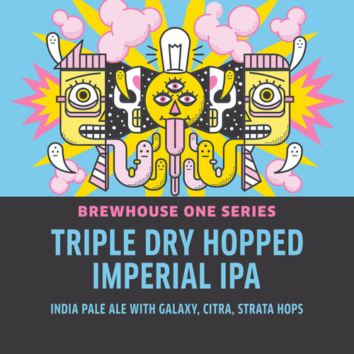 BH1 Triple Dry Hopped Imperial LOGO