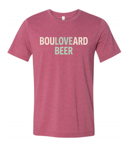 Bouloveard Beer Tee Front