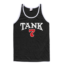 Load image into Gallery viewer, Charlie Hustle T7 Tank Art Front