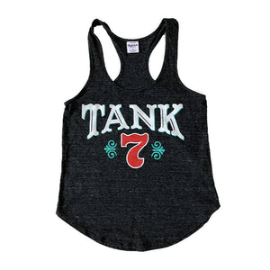 Charlie Hustle Women's Tank 7 Art