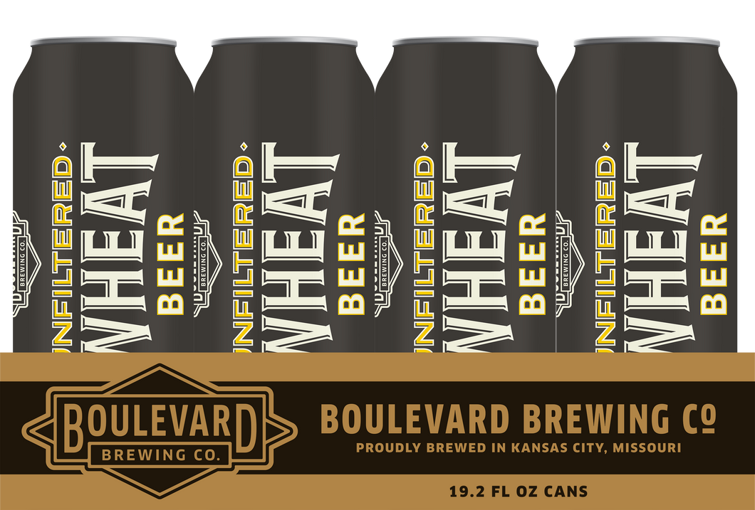 Unfiltered Wheat 19.2 oz Twelve Pack