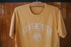 Kansas City Hudson Tee hanging front