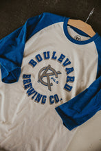 Load image into Gallery viewer, KC Pils Club Raglan Front