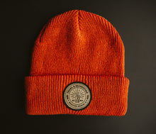 Load image into Gallery viewer, Tours & Rec Beanie - Orange front