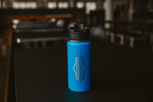 Hydro Flask 16 oz Pacific on table