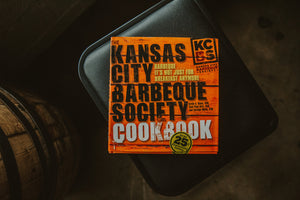 Kansas City Barbeque Society Cookbook cover