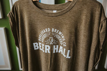 Load image into Gallery viewer, Women's Beer Hall Tee Closeup