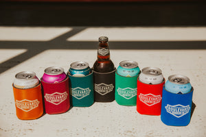 Diamond Logo Koolie All colors with cans and bottles