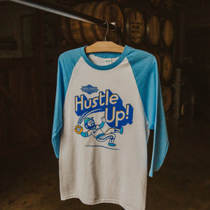 Hustle Up Raglan
