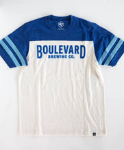 Load image into Gallery viewer, Boulevard Brewing Endgame Club Tee Laying