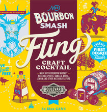 Load image into Gallery viewer, Fling Bourbon Smash LOGO