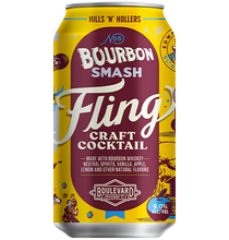 Load image into Gallery viewer, Fling Bourbon Smash 12 oz can