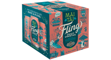Load image into Gallery viewer, Fling Mai Tai Four Pack 12 oz cans BOX