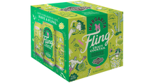 Load image into Gallery viewer, Fling Margarita Four Pack 12 oz cans BOX