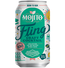 Load image into Gallery viewer, Fling Mojito Four Pack 12 oz can