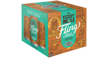Load image into Gallery viewer, Fling Rye Whiskey Mule Four Pack 12 oz cans BOX