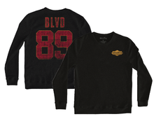 Load image into Gallery viewer, BLVD Jersey Crewneck