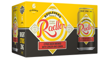 Load image into Gallery viewer, Ginger Lemon Radler Six Pack 12 oz cans BOX
