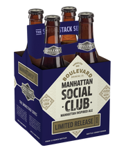 Load image into Gallery viewer, Manhattan Social Club - Manhattan Inspired Ale Four Pack 12 oz bottles